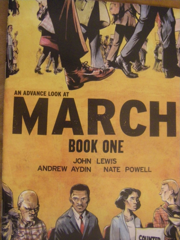 An Advance Look at March