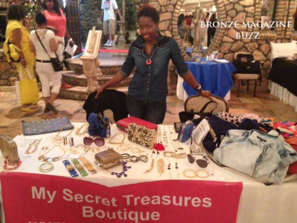My Secret Treasures Boutique owner, Shameeka Samuels