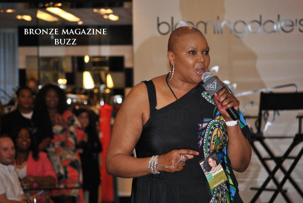 Bloomingdales Full Figured Fashion Week Bronze Magazine