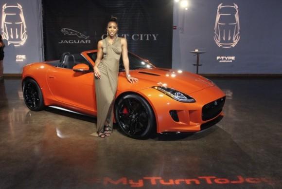 Kelly Rowland Jaguar 1