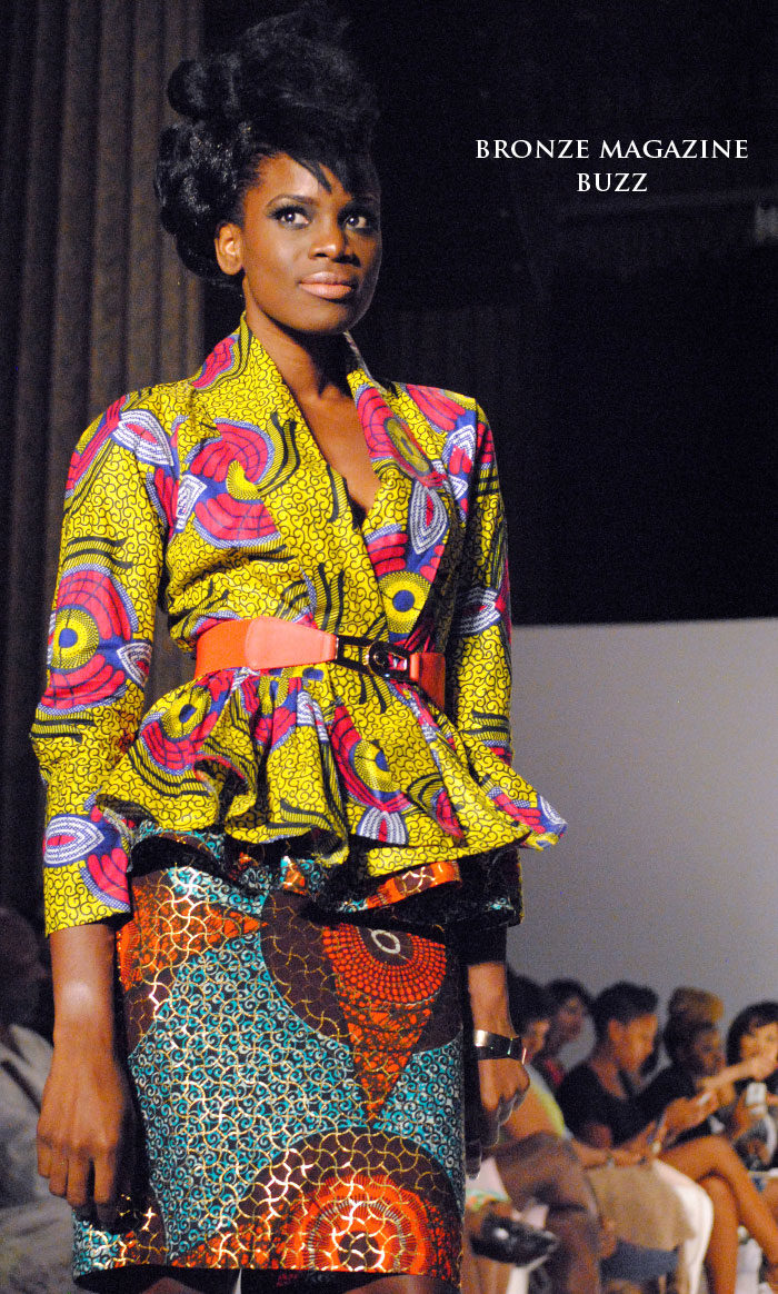 Designers Infuse Culture And Individuality During Africa
